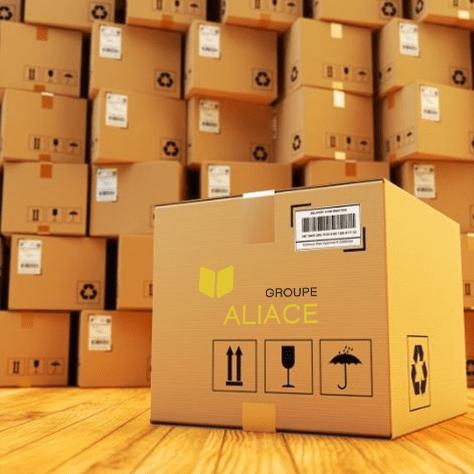 Logistique_Carton_Groupe Aliace